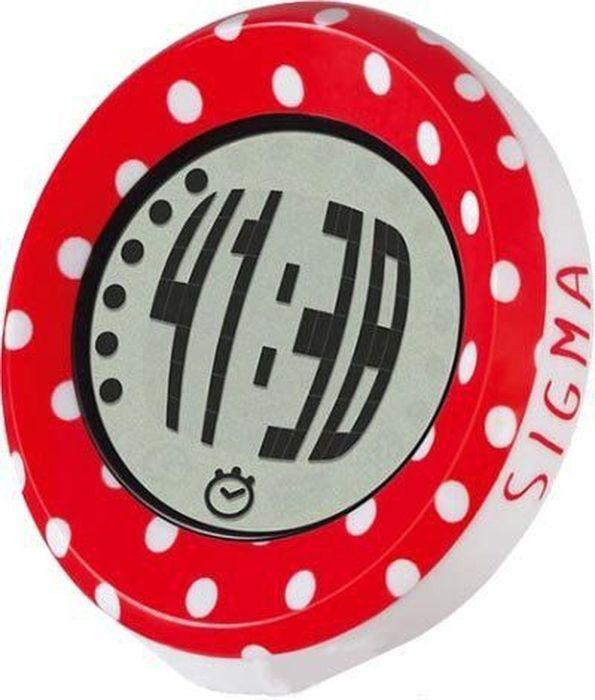Велокомпьютер Sigma MySpeedy Dots ATS, 4 функцииSIG_03006Велокомпьютер Sigma MySpeedy Dots ATS - это новая серия, которая обладает уникальным стилем, ярким красочным дизайном. Управление производится всего лишь одной кнопкой, меню простое и понятное. Компьютер оснащен только основными, необходимыми для обычного катания функциями. Функции: -текущая скорость; -время поездки; -преодоленное расстояние (за поездку); -суммарный пробег. Характеристики: -легкочитаемые символы; -простое управление одной кнопкой; -установка на велосипед без инструментов; -беспроводная передача сигнала; -водонепроницаемый корпус (IPX7).