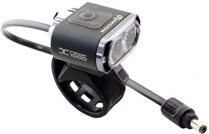 Фонарь передний Moon X-Power1000, 2 диода, 7 режимов eastward yj j06 3 mode 900 lumen white led flashlight w cree xm l t6 strap 1 18650