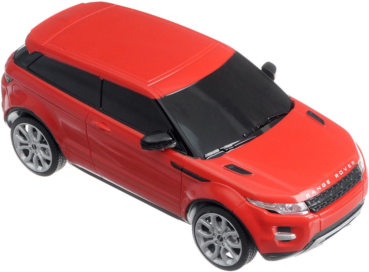 Rastar Радиоуправляемая модель Range Rover Evoque цвет красный масштаб 1:24 цена