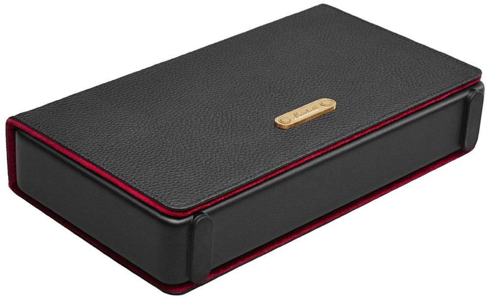лучшая цена Marshall Stockwell Case, Black Red чехол для портативной акустической системы