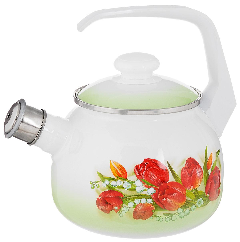 цена Чайник эмалированный Лысьвенские эмали