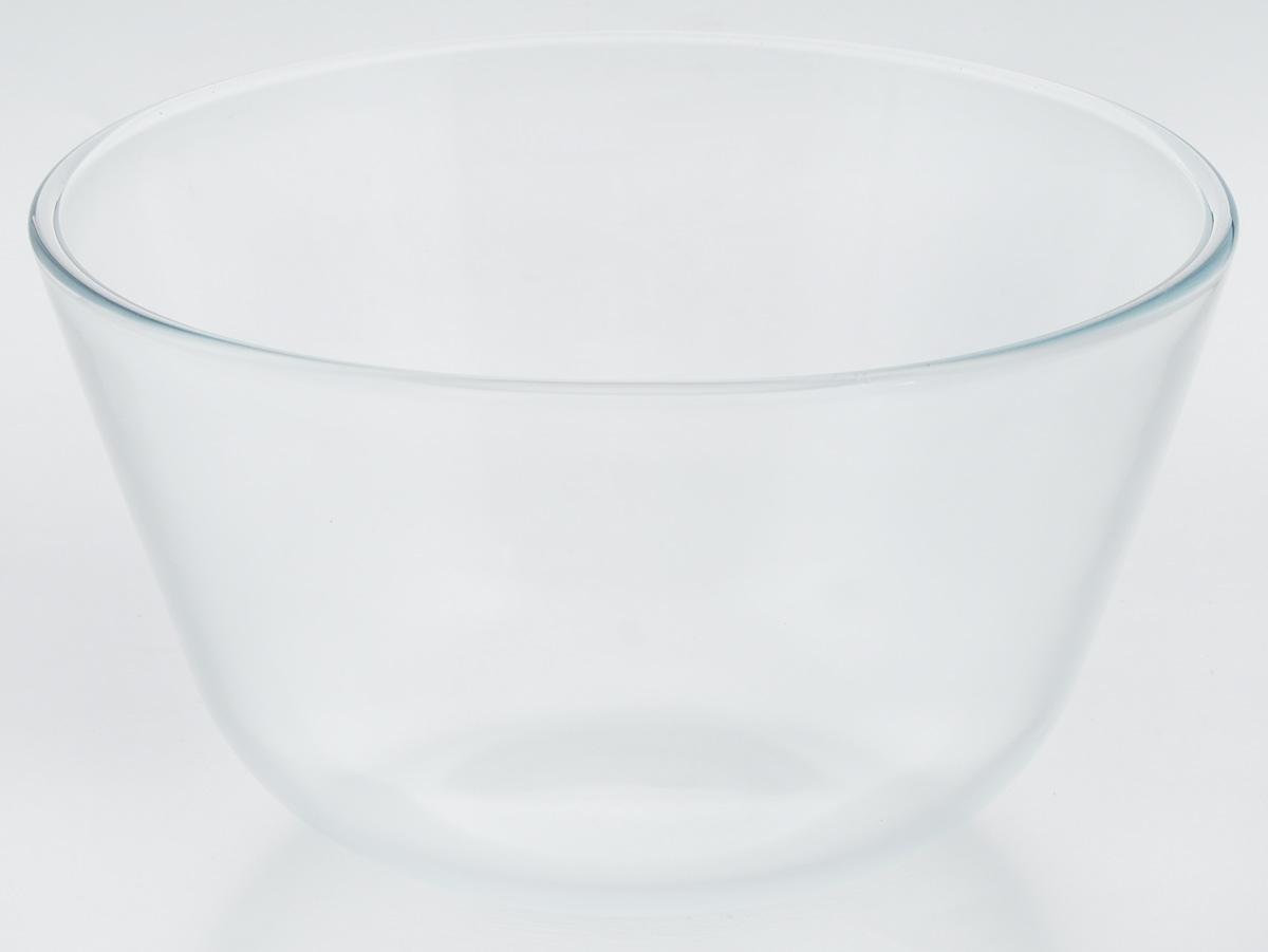 """Миска """"VGP"""", цвет: прозрачный, 3 л"""