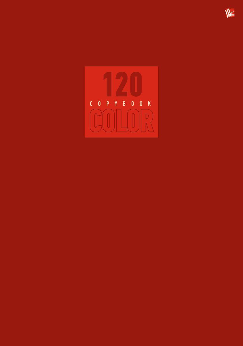 Канц-Эксмо Тетрадь Стиль и цвет 120 листов в клетку цвет красный канц эксмо тетрадь голубая 120 листов в клетку тпр612036