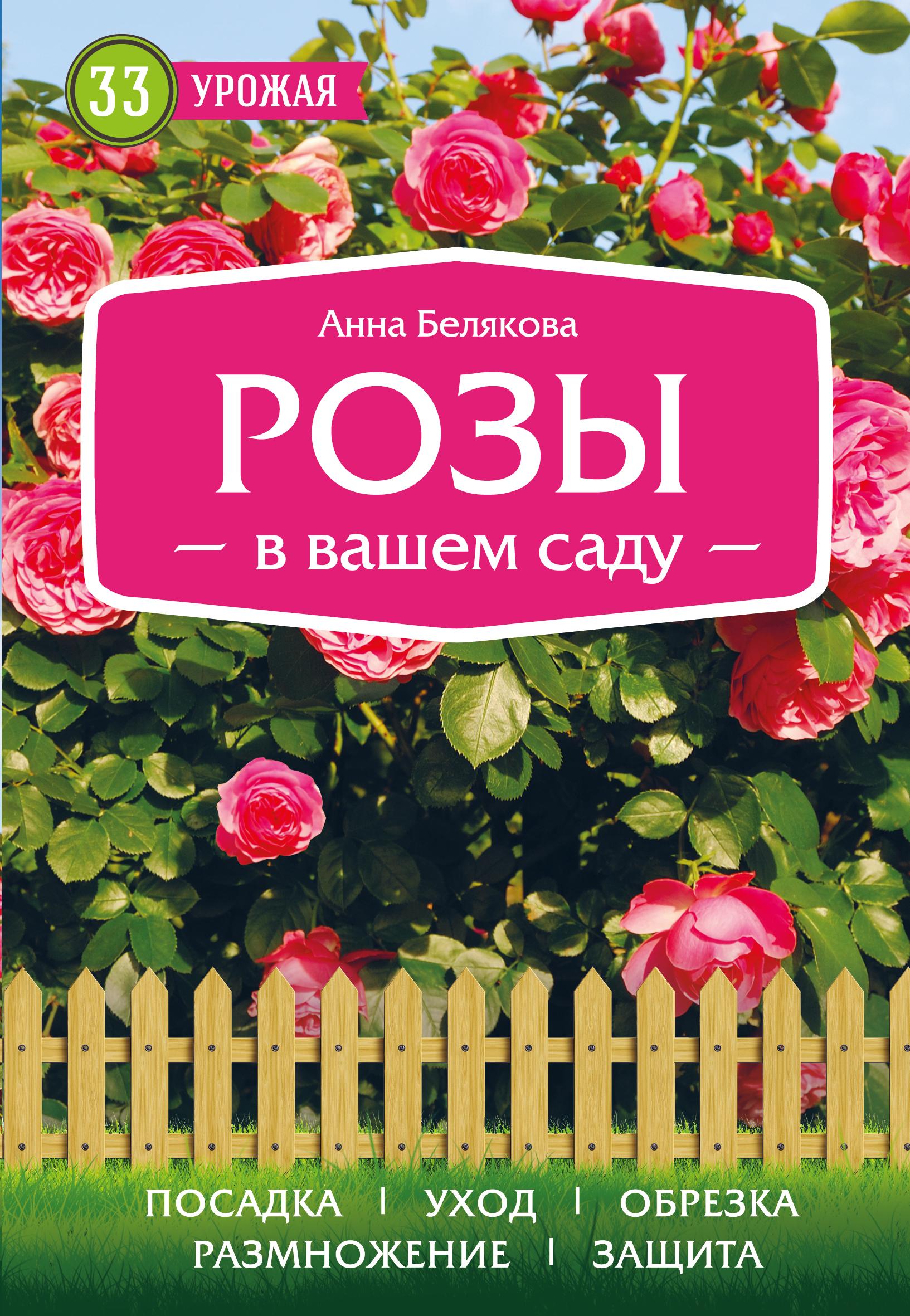 Анна Белякова Розы в вашем саду