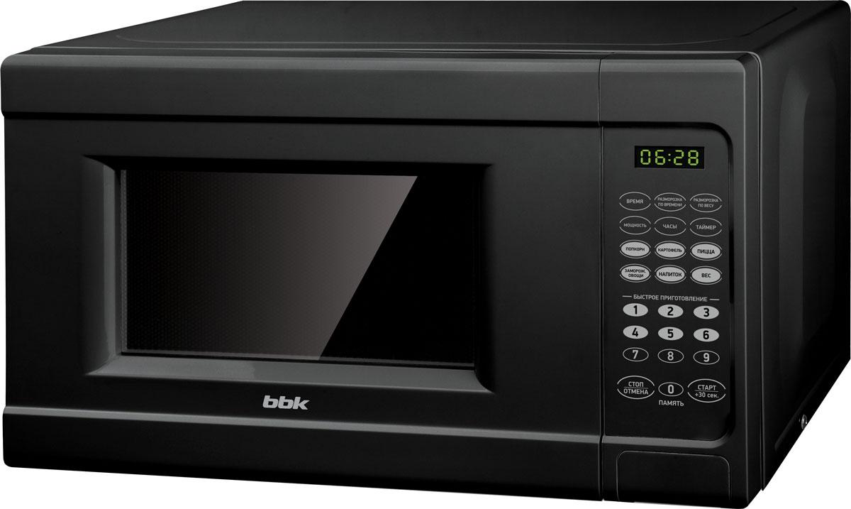 Микроволновая печь BBK 20MWS-727S/B, Black BBK