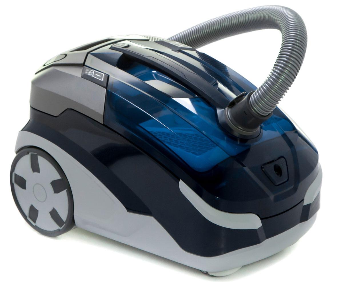 Моющий пылесос Thomas 788565 Twin XT моющий пылесос thomas twin xt 1700вт синий серебристый