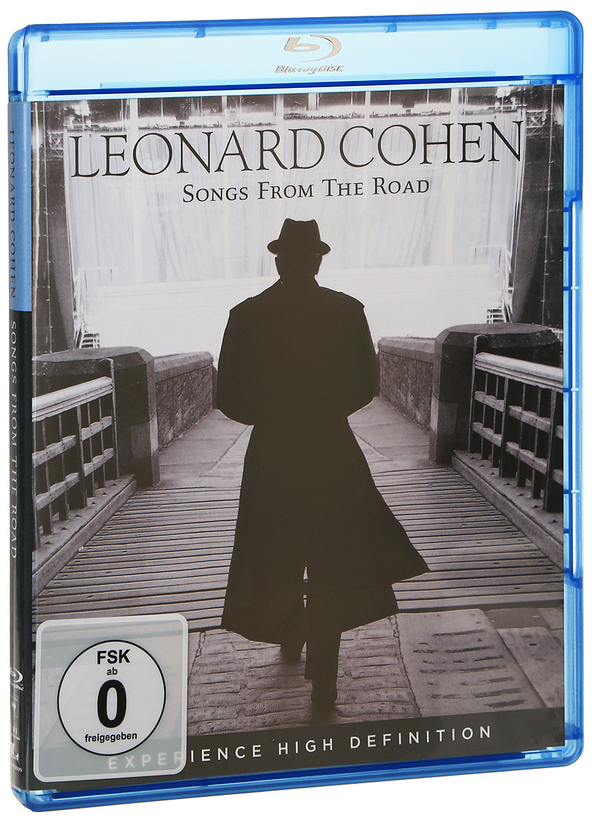 Leonard Cohen: Songs From The Road (Blu-ray) hämatom oberhausen