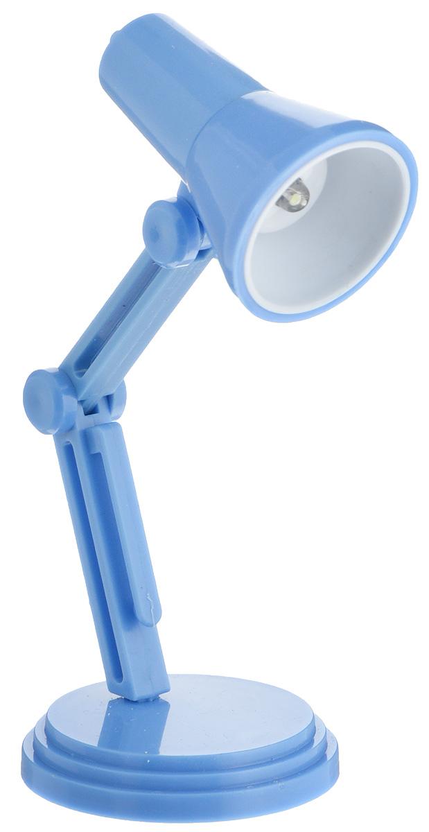 Фото - Светильник для чтения книг Эврика, цвет: голубой светильник для чтения книг эврика цвет оранжевый