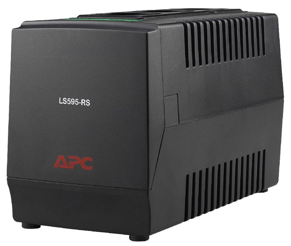 APC Line-R 600 ВА стабилизатор напряжения стабилизатор apc line r 600 le600i