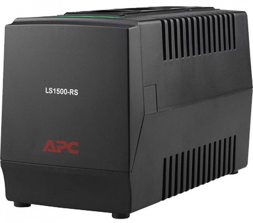 APC Line-R LS1500-RS стабилизатор напряжения