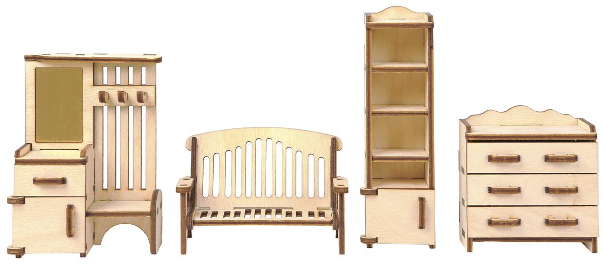Большой Слон Мебель для кукол Прихожая большой слон мебель для кукол детская