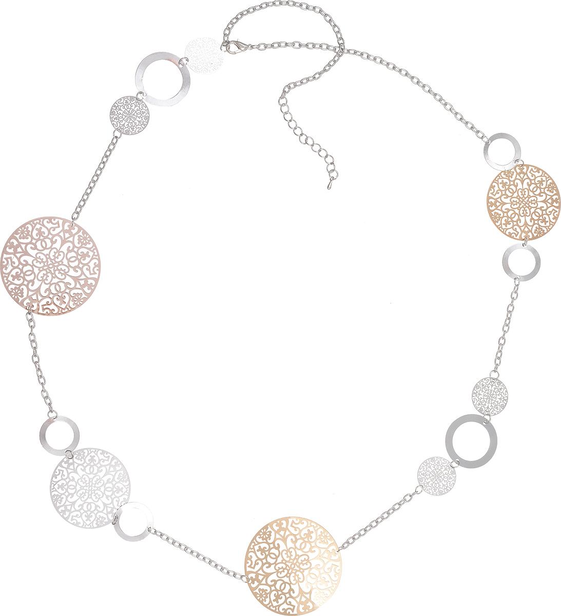 Колье Bradex Византия, цвет: серебряный, золотой. AS 0069 опора с аварийными элементами bradex