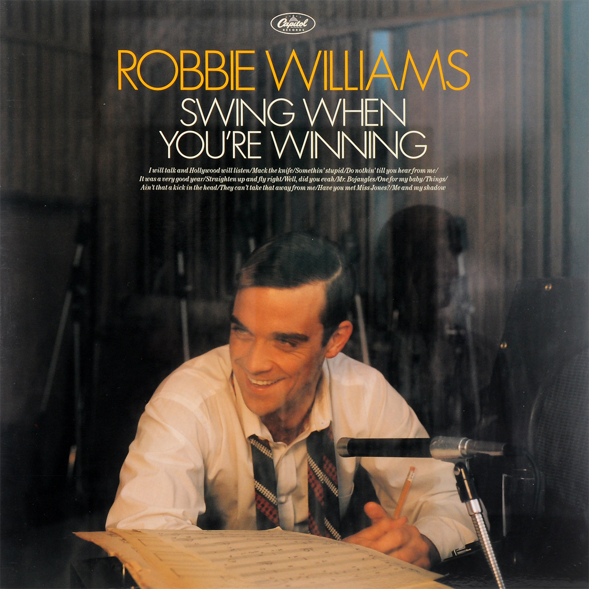 Робби Уильямс Robbie Williams. Swing When You're Winning (LP) робби уильямс robbie williams swing when you re winning