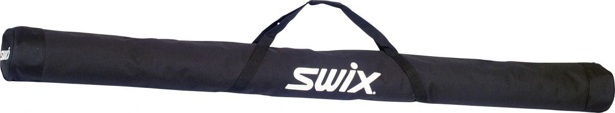 """Чехол для беговых лыж """"Swix"""", цвет: черный, 215 см. R0282"""