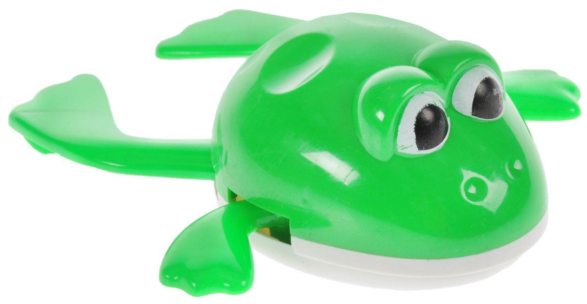 Играем вместе Игрушка для ванной заводная Лягушонок игрушка hamleys заводная для ванной кит
