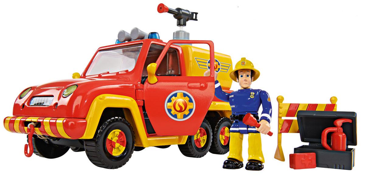 Simba Пожарная машинка Venus simba abc машинка с пультом