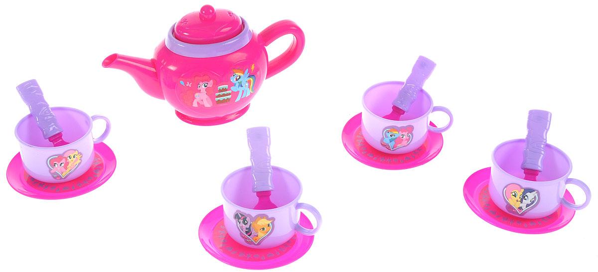 Играем вместе Игрушечный набор посуды My Little Pony 14 предметов набор фигурок играем вместе набор из 12 и змей 14 см