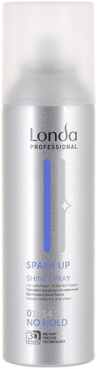 купить Londa Professional Spark Up Спрей-блеск для волос без фиксации, 200 мл онлайн