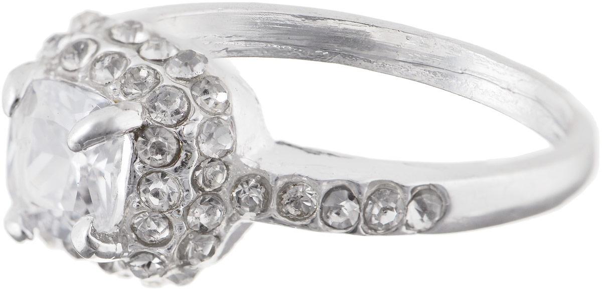 Фото - Кольцо Bradex Бриллиантовый соблазн, цвет: серебряный. AS 0035 кольцо пилатес bradex