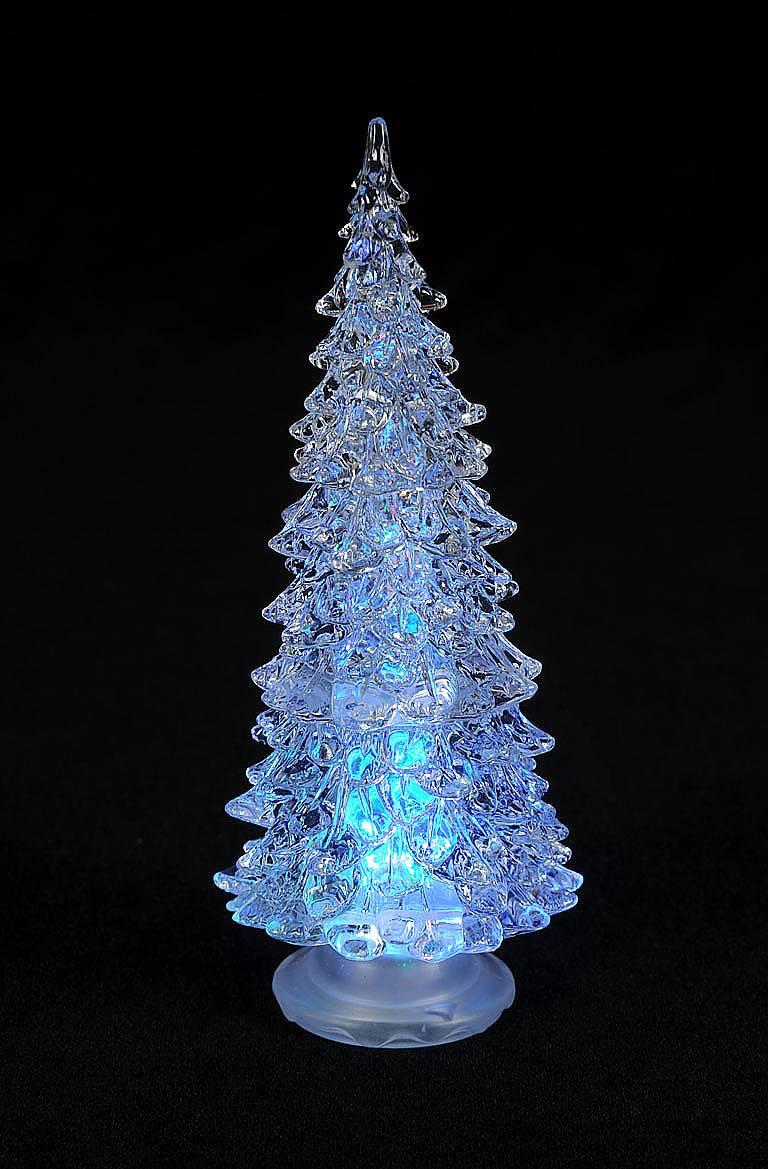 Елка светодиодная Mister Christmas, высота 20 см сосна елка от белки 90cm green