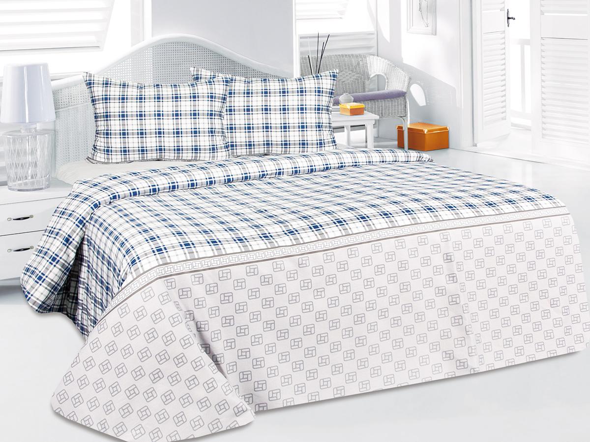Комплект белья Tete-a-Tete Матиас, 2-спальный, наволочки 50x70 комплект белья tete a tete алекто 2 спальный наволочки 50x70