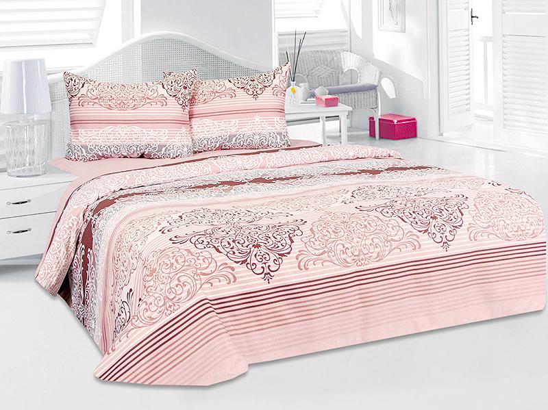 Комплект белья Tete-a-Tete Клити, 2-спальный, наволочки 50x70 комплект белья tete a tete алекто 2 спальный наволочки 50x70