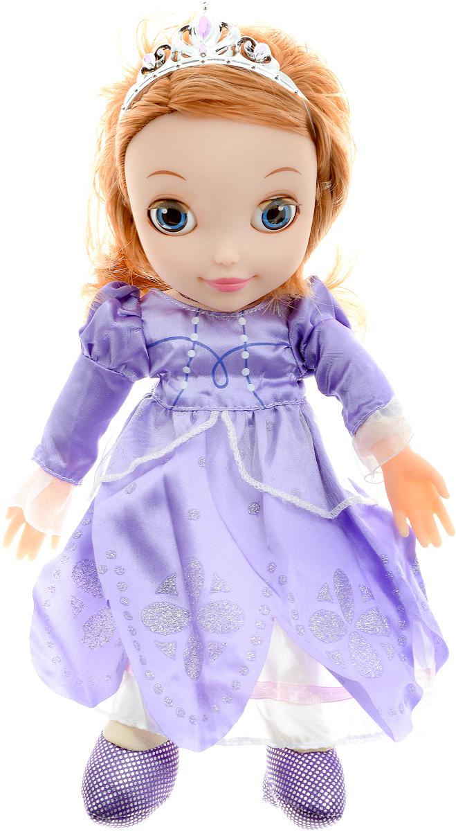Мульти-Пульти Кукла озвученная София Прекрасная Моя маленькая принцесса карапуз кукла озвученная disney принцесса софия sofia002x