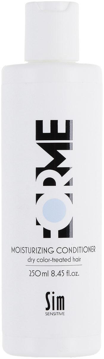 SIM SENSITIVE Увлажняющий бальзам для волос FORME Moisturizing Conditioner, 250мл недорого