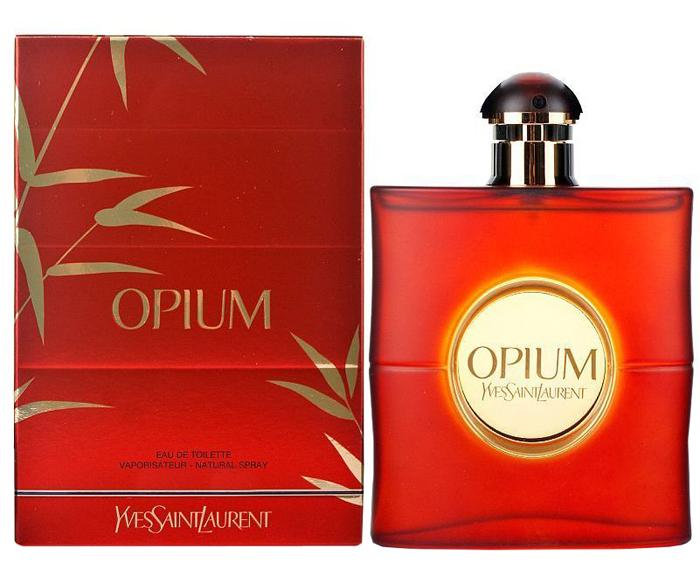 Yves Saint Laurent Opium lady Туалетная вода женская, 90 мл yves saint laurent belle d opium