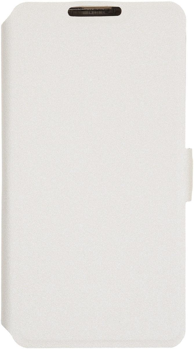 Prime Book чехол для Lenovo A2010, White