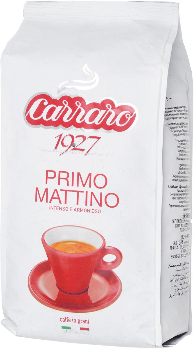 Кофе в зернах Carraro Primo Mattino цена 2017
