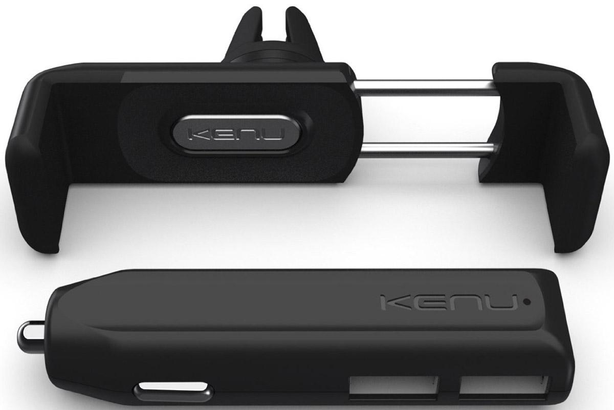 купить Kenu CK1-KK-NA Airframe+ Car Kit автомобильное зарядное устройство с креплением