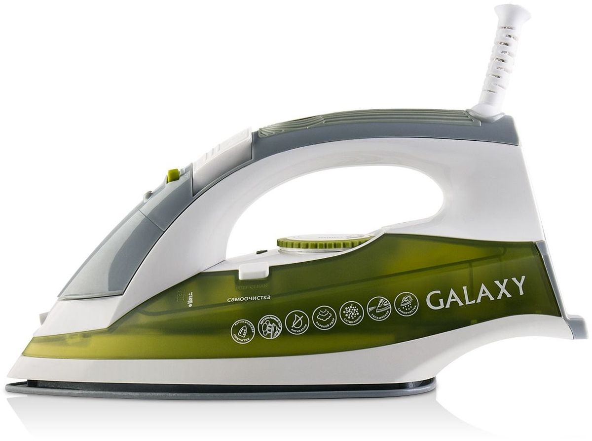Утюг Galaxy GL 6109 утюг galaxy gl 6101