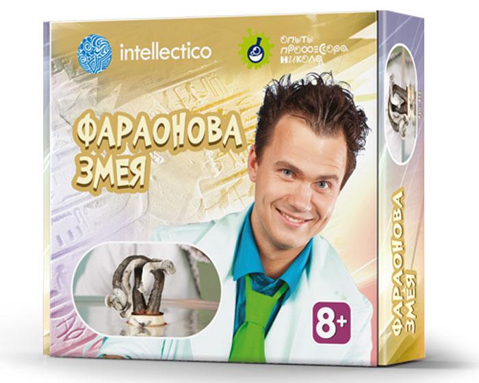 Intellectico Набор для опытов и экспериментов Фараонова змея
