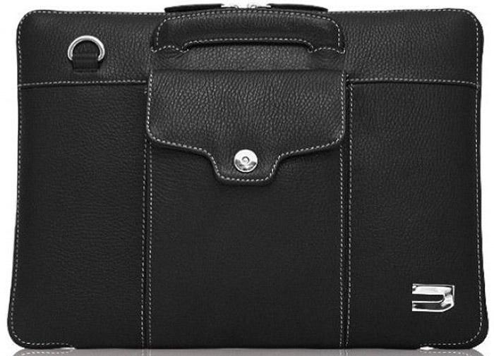 Urbano Leather Habdbag сумка для Apple Macbook 13, Black