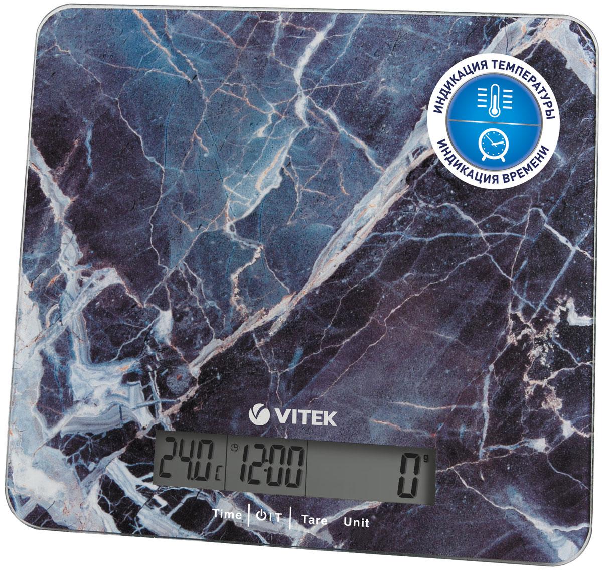 Кухонные весы Vitek VT-8022 BK весы кухонные vitek vt 8022 bk разноцветный