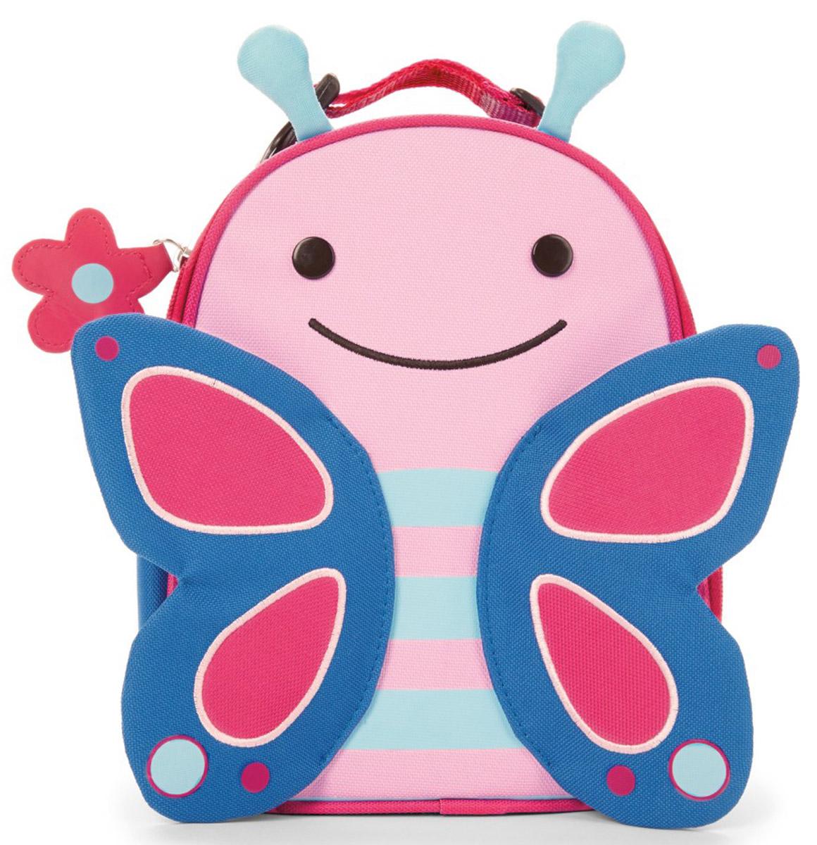 Skip Hop Сумка ланч-бокс детская Бабочка все цены