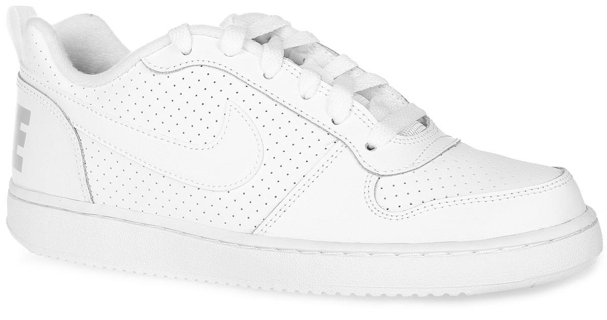 ce483ea7 Отзывы на Кроссовки Nike Court Borough Low (GS) от покупателей OZON