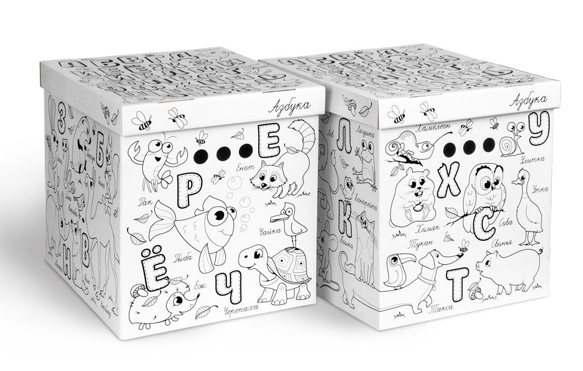 Коробка-раскраска для хранения Valiant