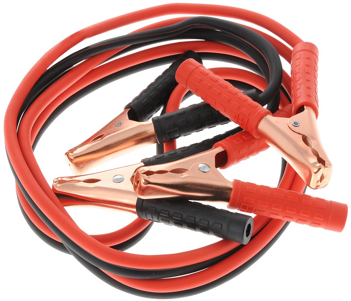 цена на Провода прикуривания Autoprofi Аллигатор, алюминиевые, морозостойкие, 400 А, 2,5 м