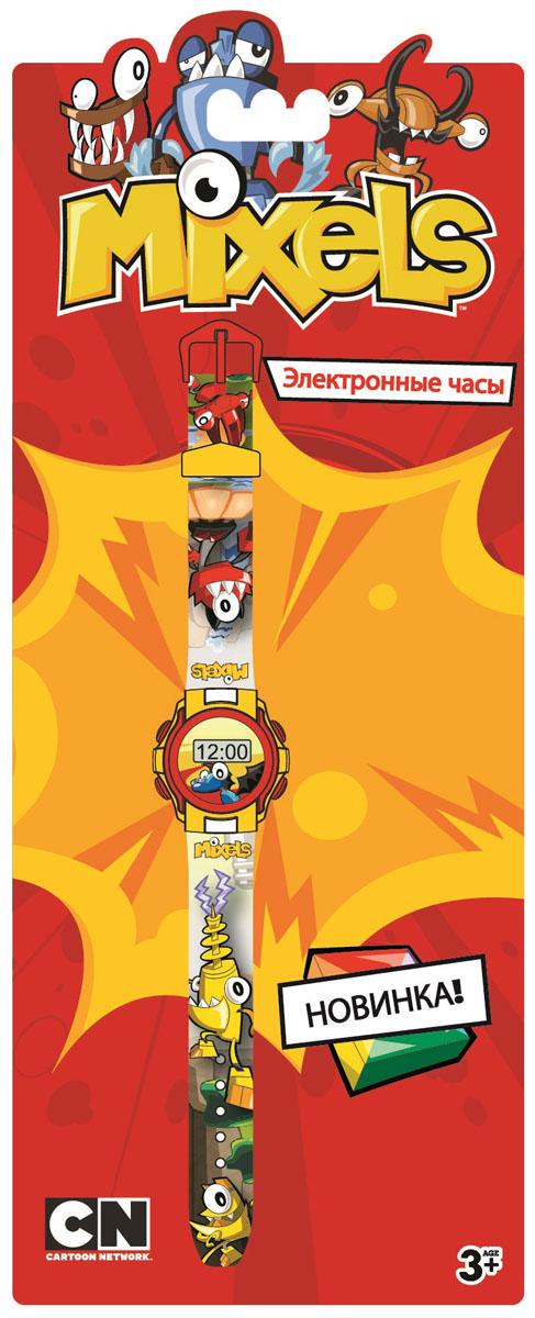 Часы наручные детские Mixels, цвет: серый. MX34564 cell batteries lr41 ag3 100 pack