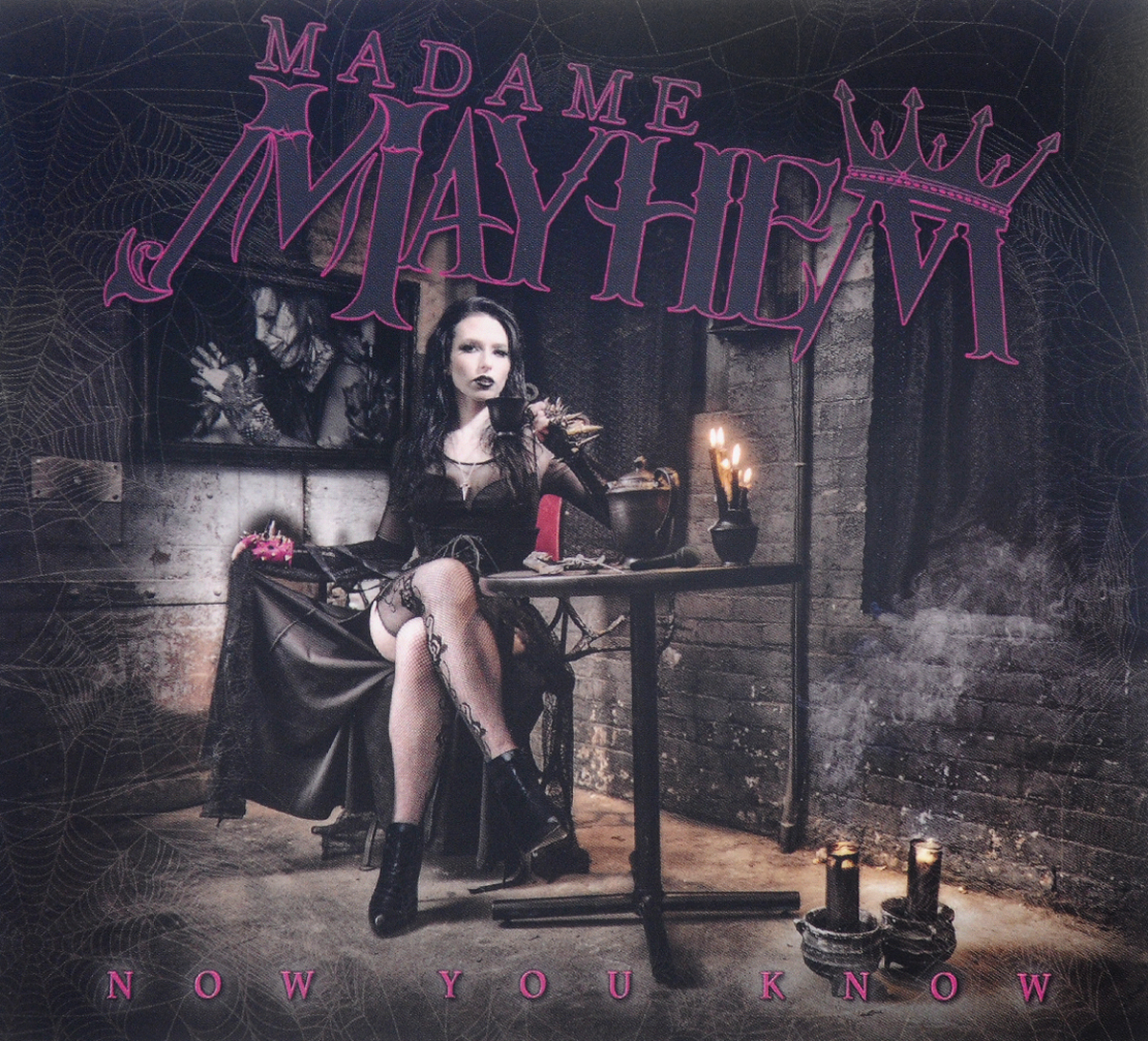 Фото - Madame Mayhem Madame Mayhem. Now You Know madame cosette сандалии