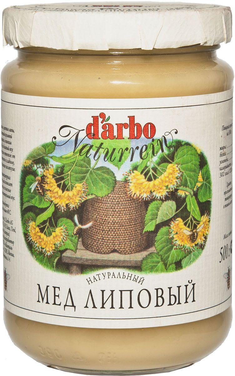 Darbo мед липовый, 500 г берестов мед башкирхан липовый 30 г