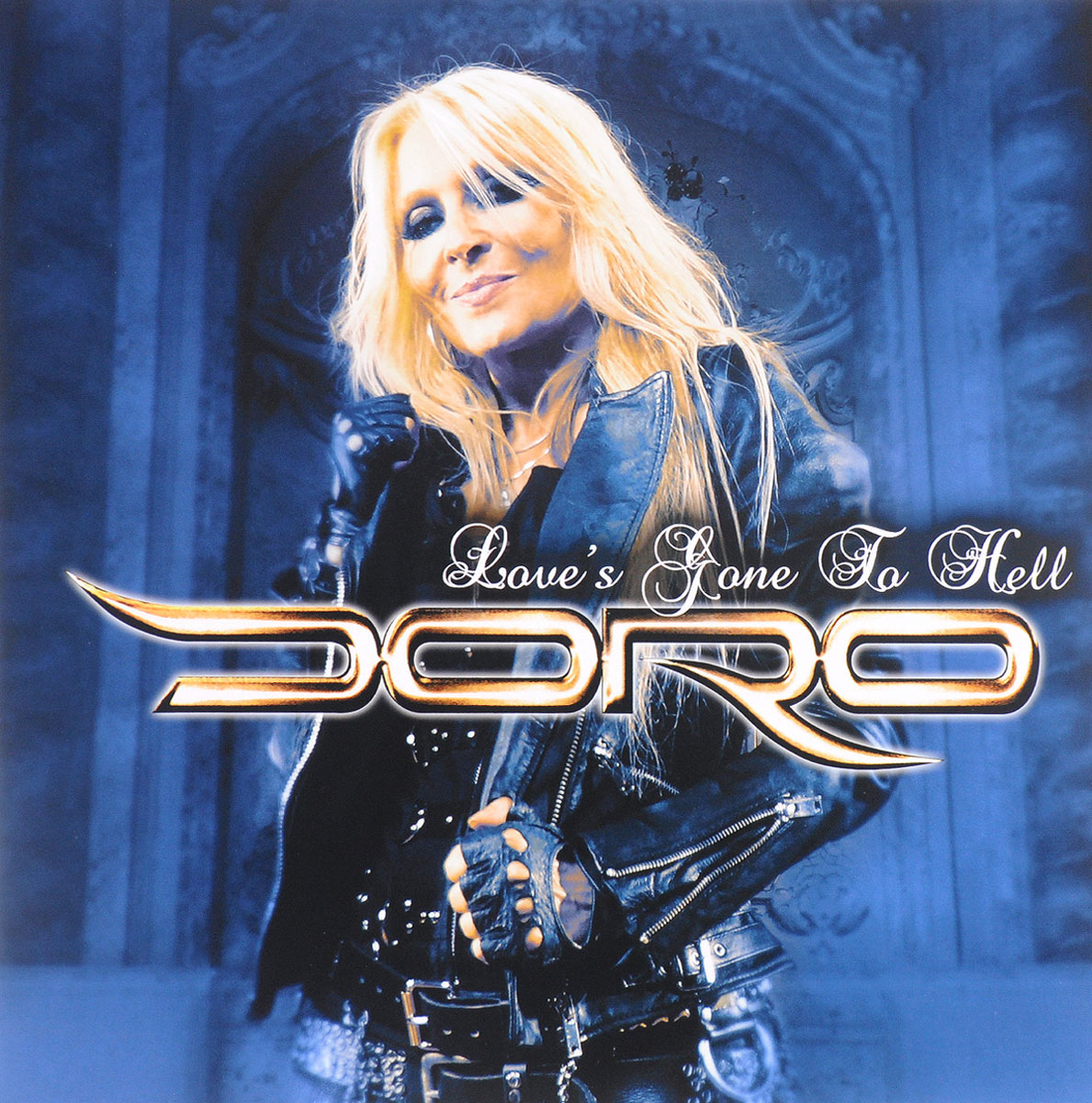 Doro Doro. Love's Gone To Hell (LP) doro doro fur immer 2 lp picture disc