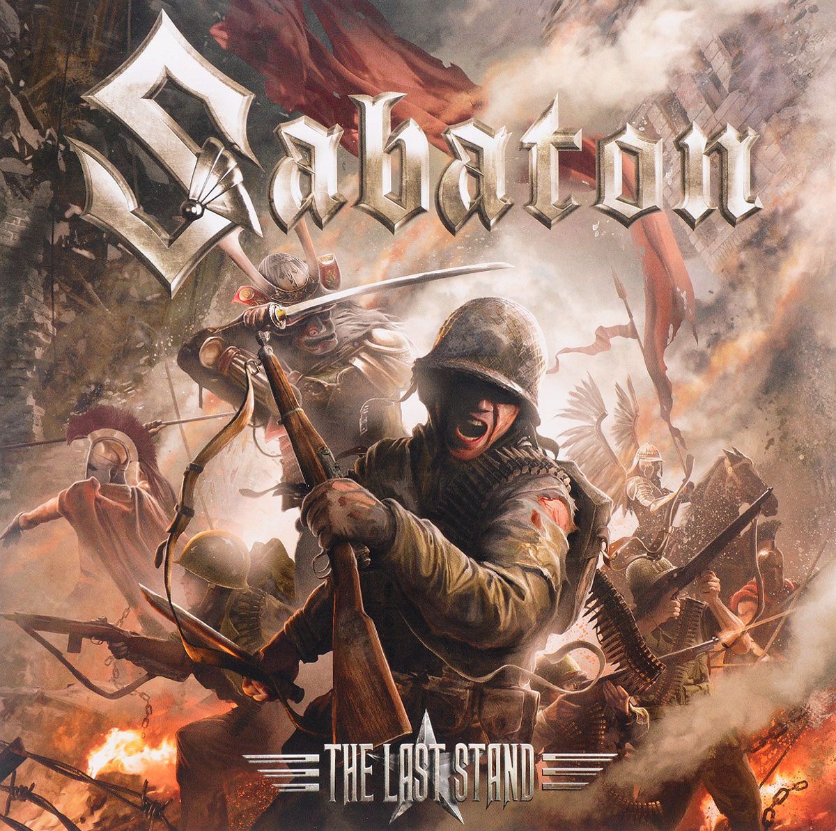 Sabaton Sabaton. The Last Stand (2 LP) binful 6 7 9 9 7 soft tablet case cover for ipad mini 2 3 4 air 1 universal liner sleeve tablets zipper pouch bag