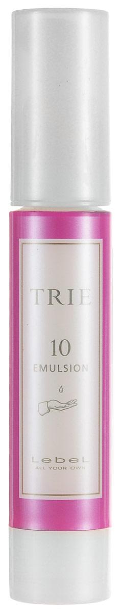 Lebel Trie Эмульсия для волос Move Emulsion 10 50 г lebel cosmetics эмульсия для волос серии trie trie move emulsion 8 50г