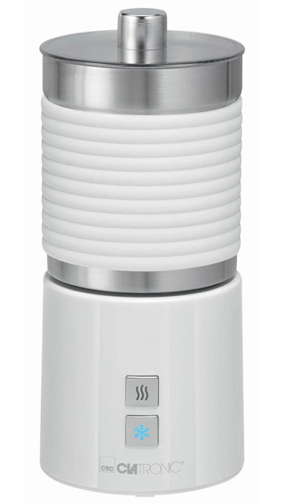 лучшая цена Вспениватель молока Clatronic MS 3654 soft touch, White