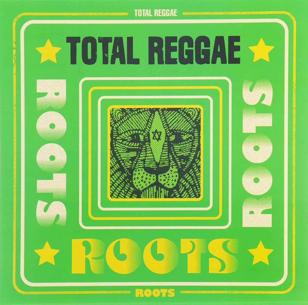 Total Reggae. Roots (LP) бэрри биггс total reggae chart hits in reggae style 2 cd