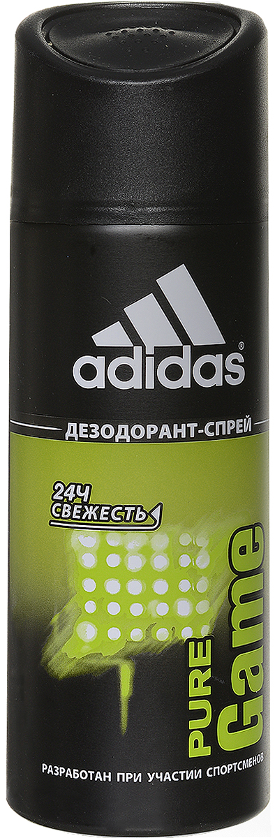 """Adidas """"Pure Game"""". Дезодорант, 150 мл"""