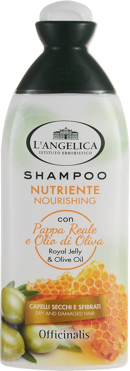 L'angelica (0898) Шампунь питательный для сухих волос, 250 мл для волос шампуни